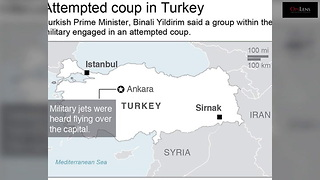 Tensions Between the European Union and Turkey Continue to Grow - Video
