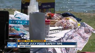 4 steps for 4th of July barbecue safety - Video