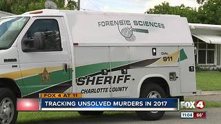 Fort Myers murders decrease in 2017