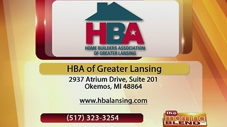 HBA of Greater Lansing - 1/11/17 - Video