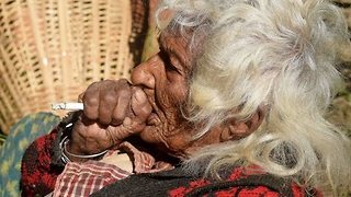 Meet Nepal's Oldest Native - Video