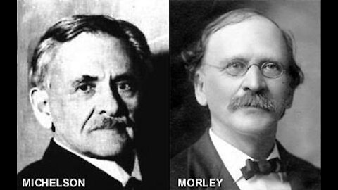 Flat Earth Origins - The Michelson Morley Experiments