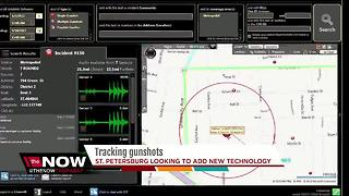 St. Pete could soon add ShotSpotter Technology - Video