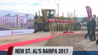 New St. Alphonsus neighborhood hosptial to open in Nampa 2017 - Video