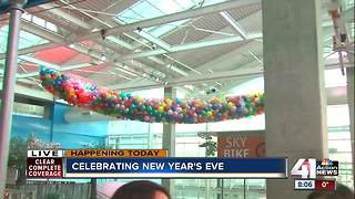 Union Station brings in the New Year - Video