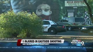 Officers investigating east side shooting - Video