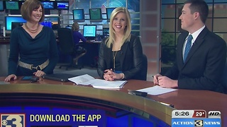 KMTV Action 3 News at 5 12/19 - Video