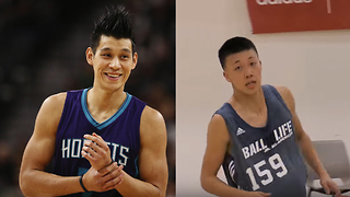 Jeremy Lin Playing with HIGH SCHOOLERS!? - Video