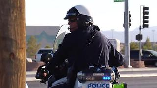 Nevada law enforcement joining forces patrolling for impaired drivers - Video
