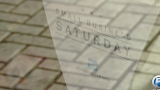 Shoppers look ahead to small business Saturday - Video