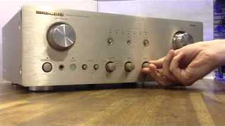 Amplifier Review Based Solely on 'Knob Feel' - Video