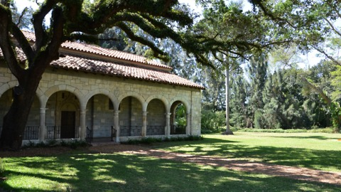 This Beautiful Spanish Monastery In Florida Is An Amazing Part Of History