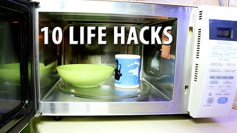 10 kitchen hacks that you need to know