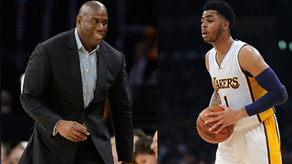 Lakers TRADE D'Angelo Russell to Brooklyn, Old Magic Johnson Tweets Re-Surface - Video