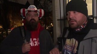 Trump Supporters Reveal What Really Happened at DC Capital Insurrection (1/3)