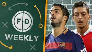 Can Barcelona retain the Champions League? | #FDW Q+A - Video