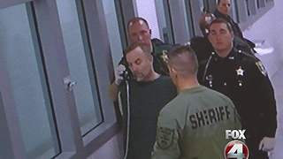 Sanibel Police officer shooter arraigned - Video