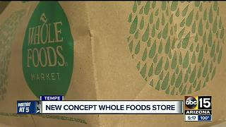 Whole Foods 365: Small-format grocery coming to downtown Tempe - Video
