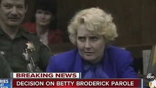 Decision on Betty Broderick parole - Video