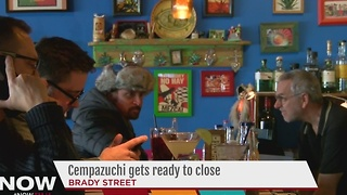 Cempazuchi Comida Brava Mexican restaurant to close - Video