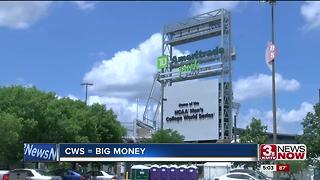 CWS means big money for nearby residents, uber, lyft drivers - Video