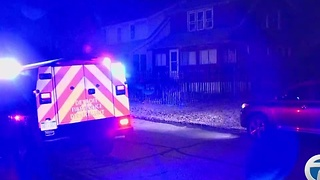 One dead after house fire on Detroit's west side - Video
