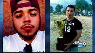 Families of Mission Manor Park murders asking for public's help - Video