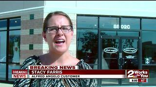 Brides in a panic over closure - Video