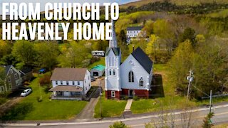 A Church In Nova Scotia Was Transformed Into A Heavenly Home & Now It Costs Just $330K