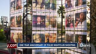 Dozens attend vigil in Las Vegas for Pulse shooting victims - Video