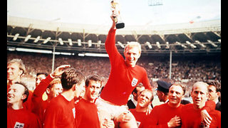 Top 5 Greatest England Players - Video