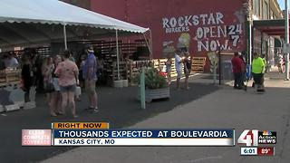 Thousands expected to attend Boulevardia - Video