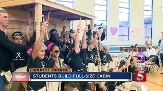 School Patrol: Students Learn From Construction - Video