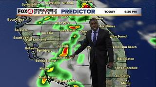 Summer Heat & Storms Continue in SWFL - Video