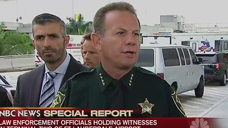 Law enforcement update Ft. Lauderdale airport shooting - Video