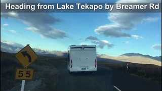Campervan Appears to Repeatedly Prevent Driver From Overtaking - Video
