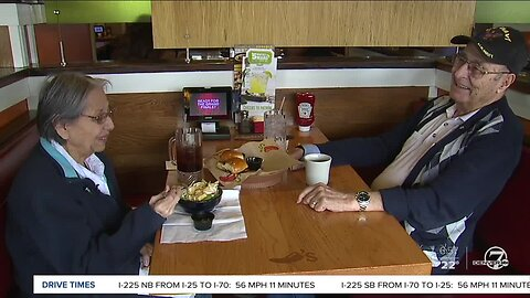 After 52 years of marriage, Aurora couple eats the same meal, at the same place, every day