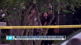 PD: Pinellas Park man shot, killed girlfriend - Video