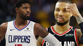 """Damian Lillard Calls Out Paul George For Being A Liar And Saying He Wants To Be A """"Clipper For Life"""""""