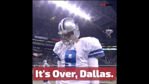 "It's Over, Dallas. ""America's Team"" is Now the New England Patriots"