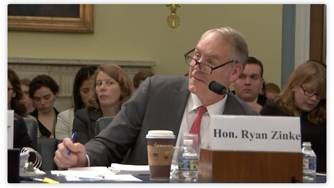Interior Secretary Criticized for Saying 'Konnichiwa' After Hearing Story of Japanese Internment