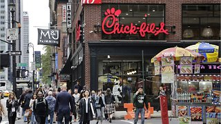 Chick-fil-A's Fried Fish Sandwich Is Returning To Menus For Lent