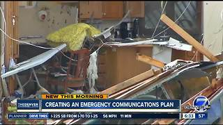 Creating an emergency communications plan - Video