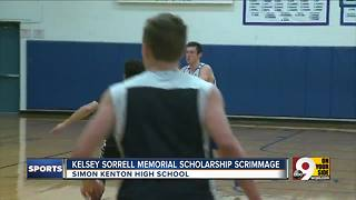 Kelsey Sorrell Memorial Scholarship Scrimmage - Video