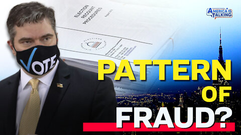 Pattern of Election Fraud in Disputed States?; Thanksgiving During COVID | America Is Talking