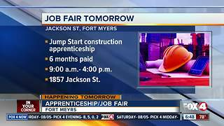 Jump Start job fair looking to get vets into workforce - Video
