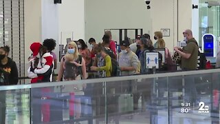 Changes you can expect to see at the BWI security checkpoint