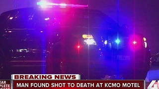 Man fatally shot at Bluebird Motel in KCMO - Video