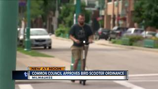 Common Council approves Bird scooter ordinance