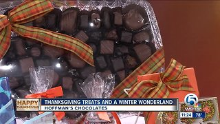 Holiday treats with Hoffman's Chocolates